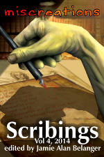 Scribings 4 ebook cover