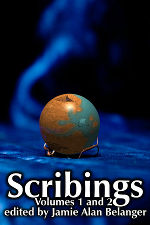 Scribings, Vols 1 and 2 combined paperback edition