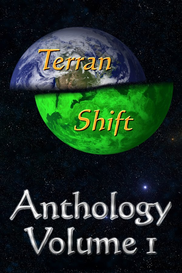 Terran Shift Anthology, Vol 1 cover