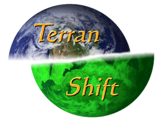 Official Terran Shift logo