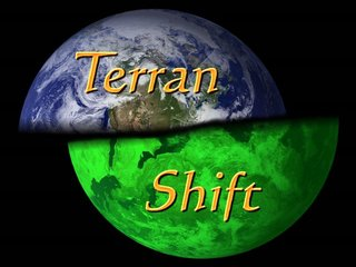 Terran Shift Logo